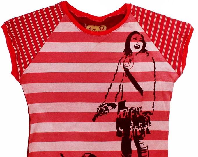 Aibonoid Medium Ladies Raglan Shirt 1/1 BD016