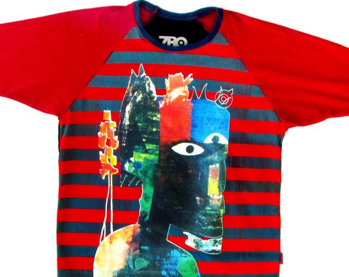 Montrose Large Unisex Baseball Shirt 1/1 BH018
