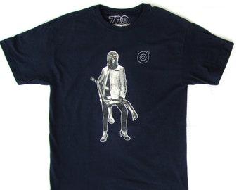 BI000 Armed XL unisex black t-shirt ONE of ONE