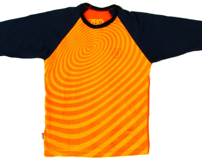 Spiral Stairs Medium Unisex Baseball Shirt 1/1 BG007