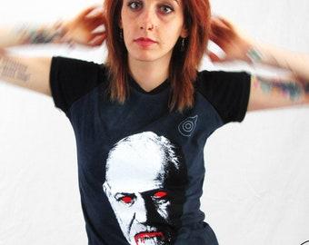 Avoid Freud Ladies Raglan Shirts