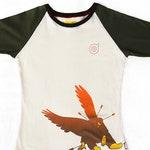 1984 Ladies Large Baseball Shirt 1/1 BH020
