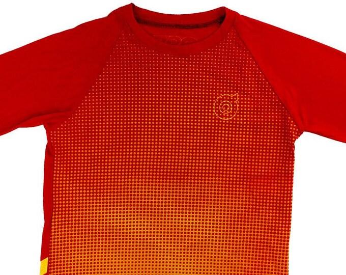 Transition Youth Medium Baseball Shirt BJ079