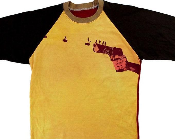 Next Small Unisex Baseball Shirt 1/1 AD007
