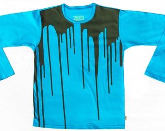 Dripp Large Unisex Long Sleeved Shirt 1/1 BH011