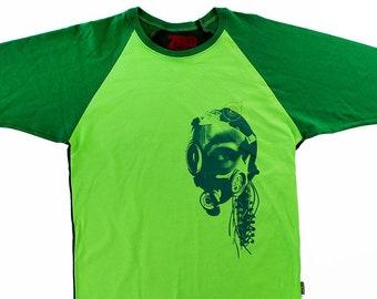 Mind Machine Mary Small Baseball Shirt 1/1 BE010