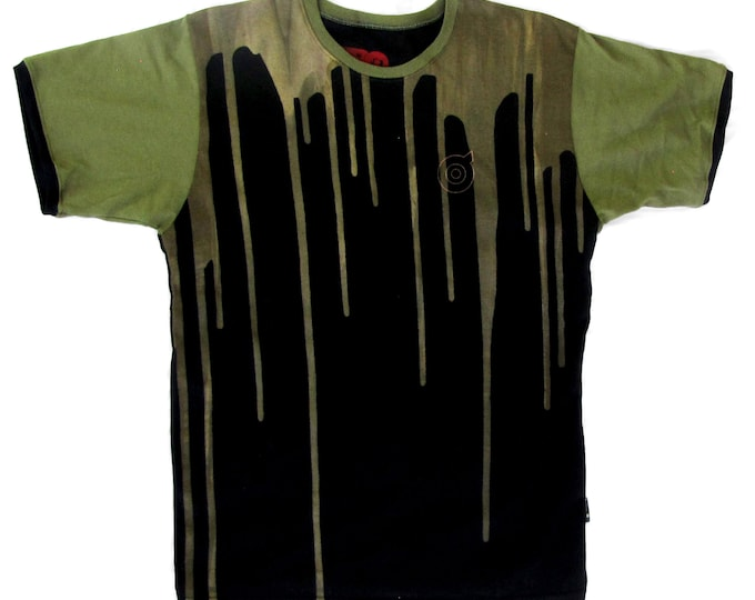 Dripp Medium Unisex Ringer Shirt 1/1 BE016