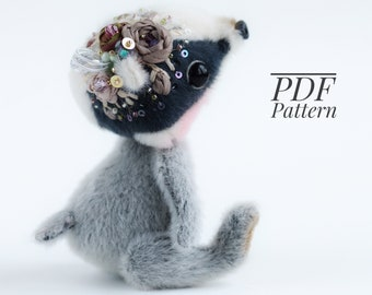Badger PDF sewing pattern