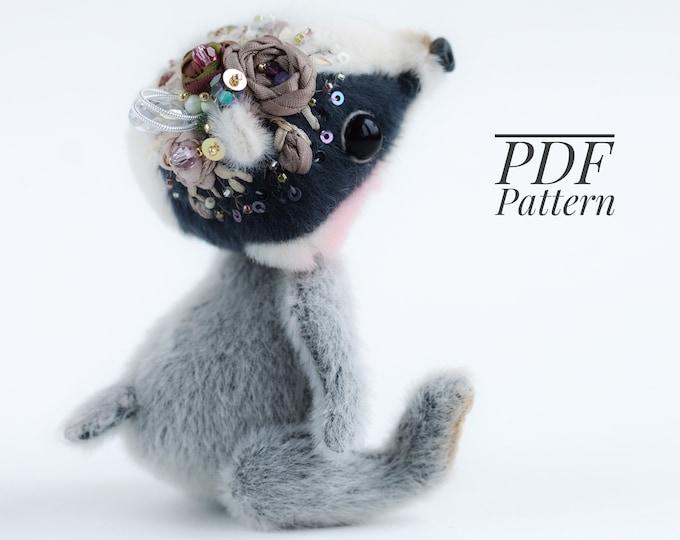Badger PDF sewing pattern
