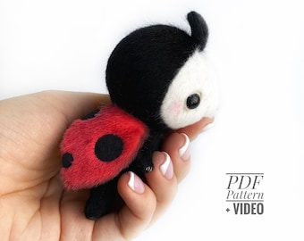 Lady Bug sewing Pattern