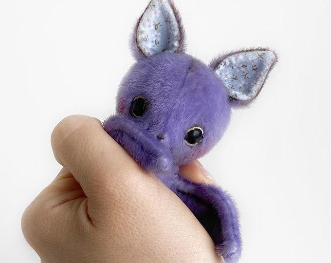 Will Bat - Artist Miniature Mini toy by TSminibears