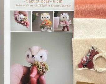 Sakura Bear Sewing Kit