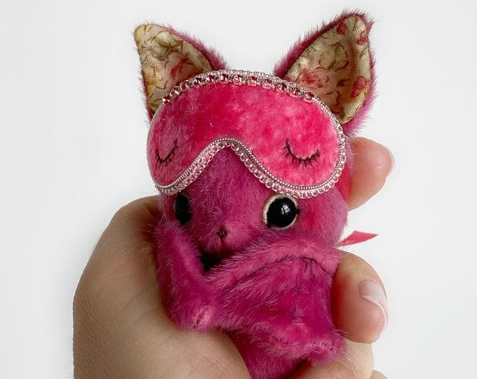 Johny Bat - Artist Miniature Mini toy by TSminibears