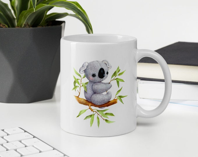 Mug Koala Plant more trees