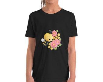 Youth Short Sleeve T-Shirt Bee