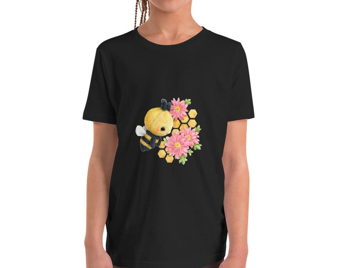Youth Short Sleeve T-Shirt Bee
