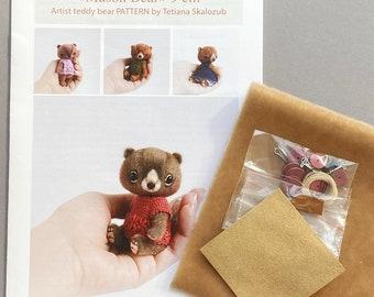 Mason Bear Sewing Kit