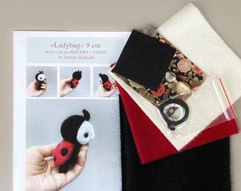 Ladybug Sewing Kit