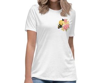 Bee Women's Relaxed T-Shirt