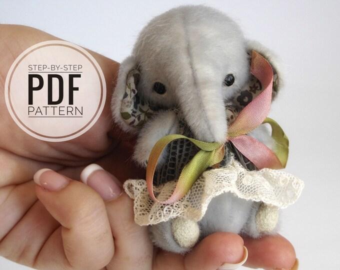 Mira Elephant workshop (PDF sewing pattern)