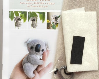 Koala Sewing Kit