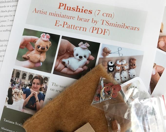 Plushies Sewing Kit