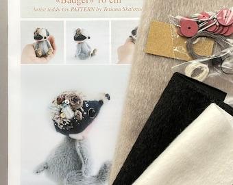 Badger Sewing Kit