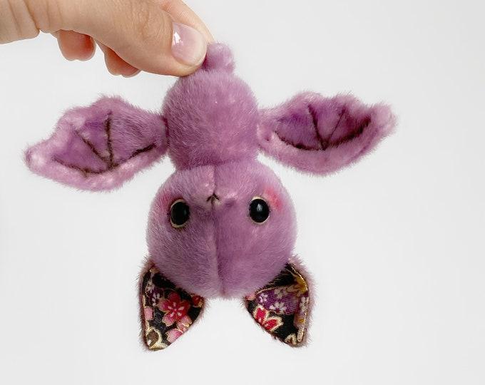 Samuel Bat - Artist Miniature Mini toy by TSminibears