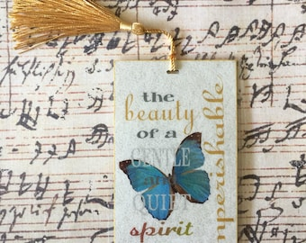 1Peter3 Scripture Bookmark - Laminated Bookmark - Religious Christian Bookmark - 1 Butterfly Bible Bookmark - Choice of 3 options