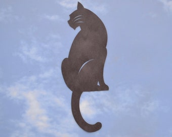 cat lovers static cling