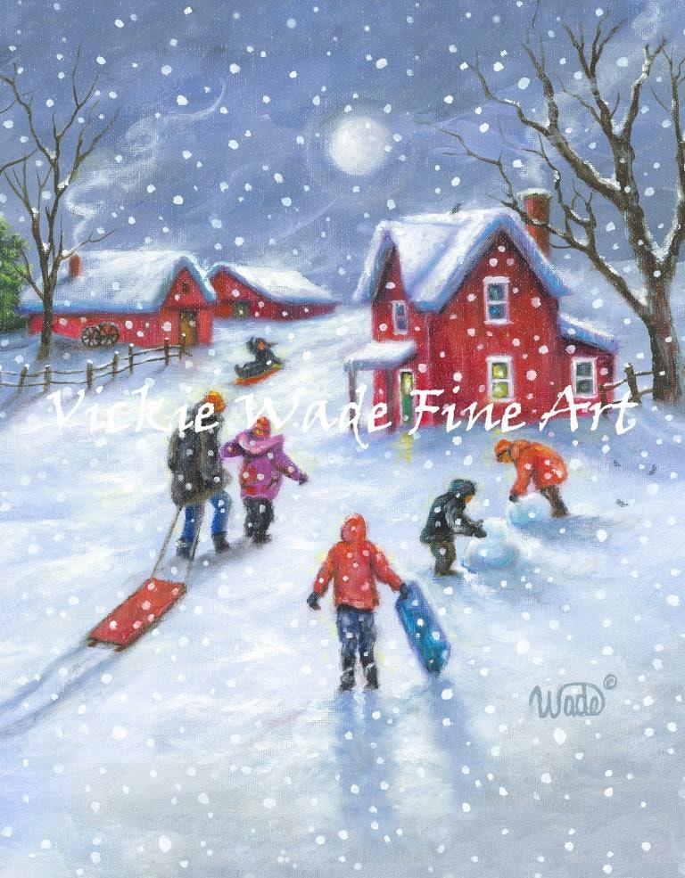 45 mm Boules /à neige P/ère No/ël dans le tracteur Sikora SK01 Petite boule /à neige en verre pour enfant P/ère No/ël sur le tracteur Diam/ètre