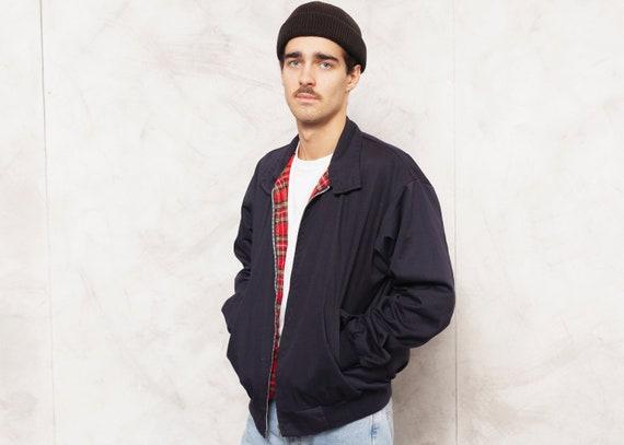 90s Men Harrington Jacket Vintage Lightweight Jack
