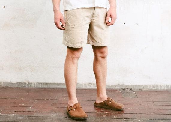 Men Utility Shorts . Men Cargo Shorts Summer Short
