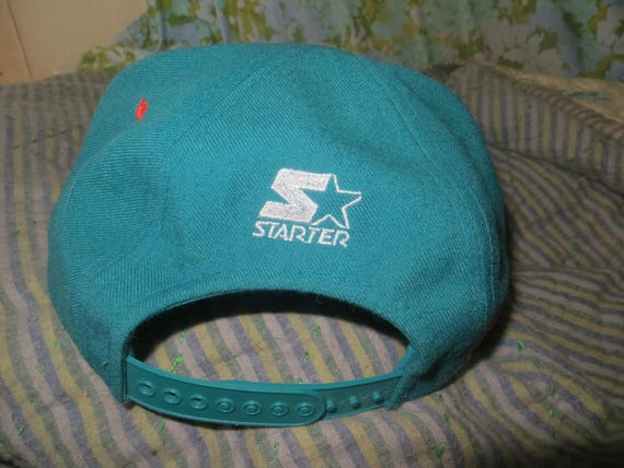 c3a32b79bc6 ... aliexpress vtg miami dolphins nfl baseball wool cap golf hat snapback  etsy d0858 30804 ...