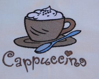 Linen Towel Cappuccino