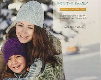 Book: Travel Knits for the Family