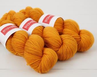 Pure Merino hand dyed sock yarn - Jaipur