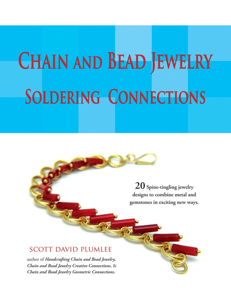 Chain and Bead Jewelry Soldering Connections Book image 0