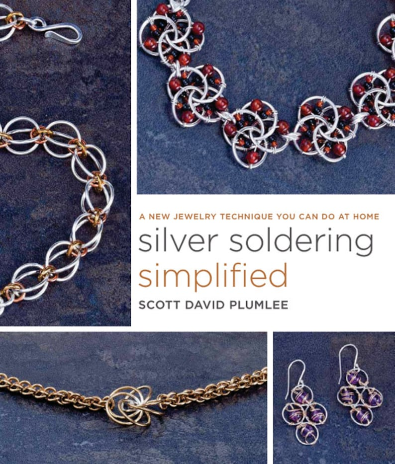 Silver Soldering Simplified Book image 0
