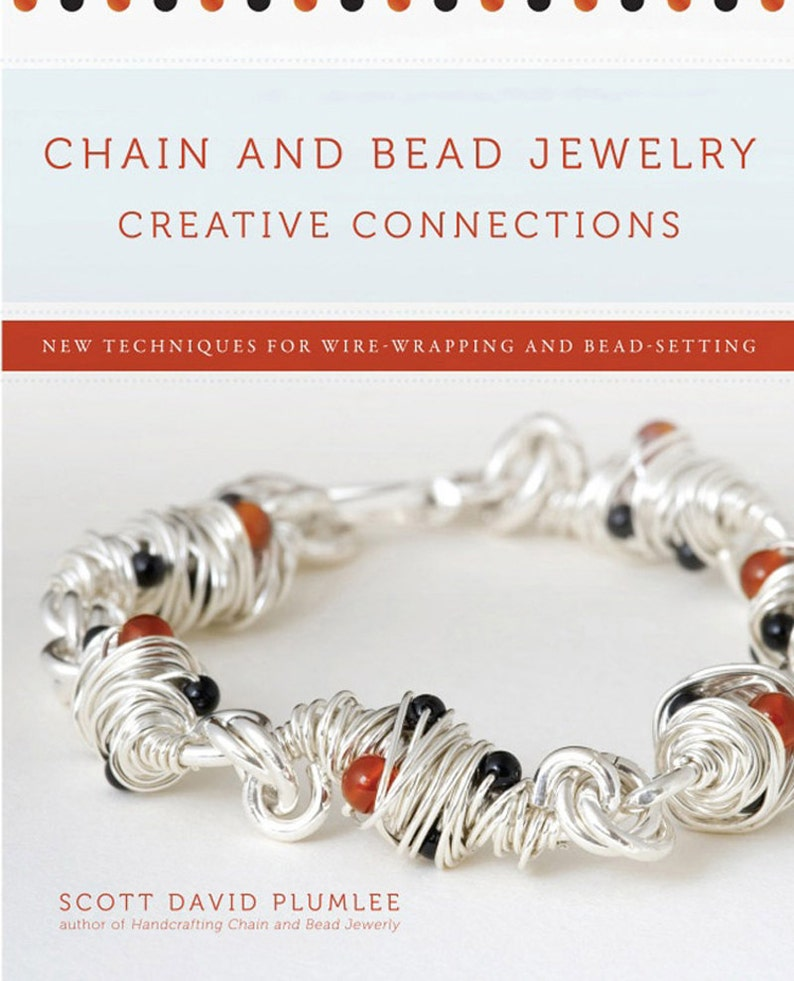 Chain and Bead Jewelry Creative Connections Book image 0