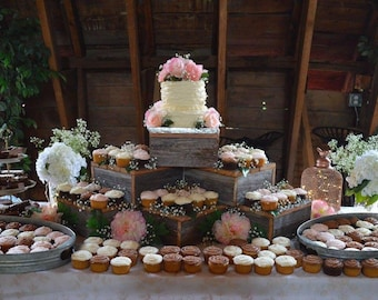 Wedding Cake Stand Etsy
