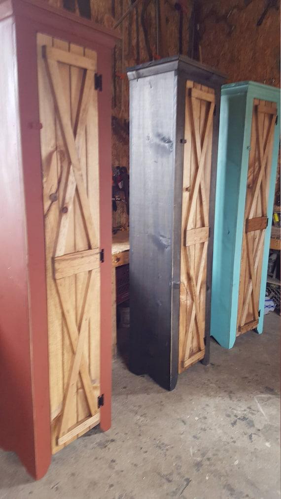 Farmhouse Furniture Chimney Cabinet Linen Closet Storage | Etsy
