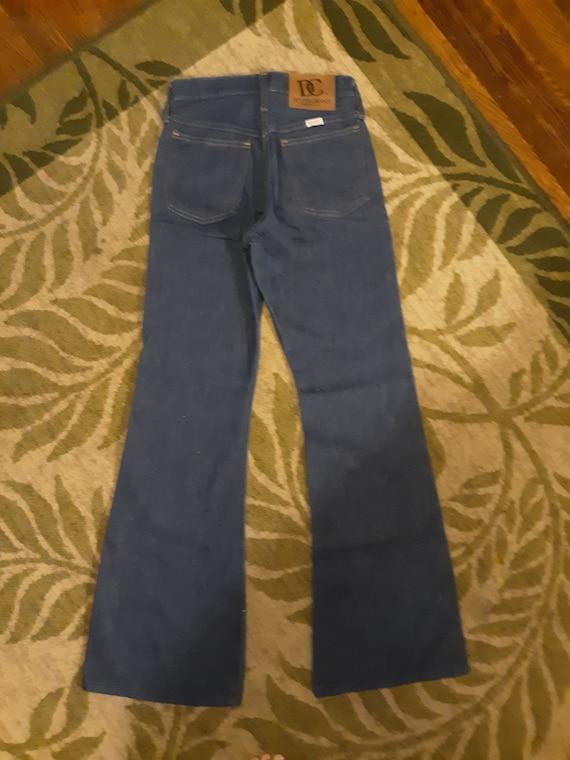 Vintage Dead Stock DC Jeans 1970's