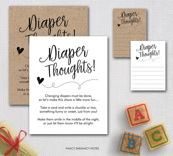graphic about Late Night Diaper Messages Free Printable named Diaper Concerns Youngster Shower Game, Late Evening Diapers