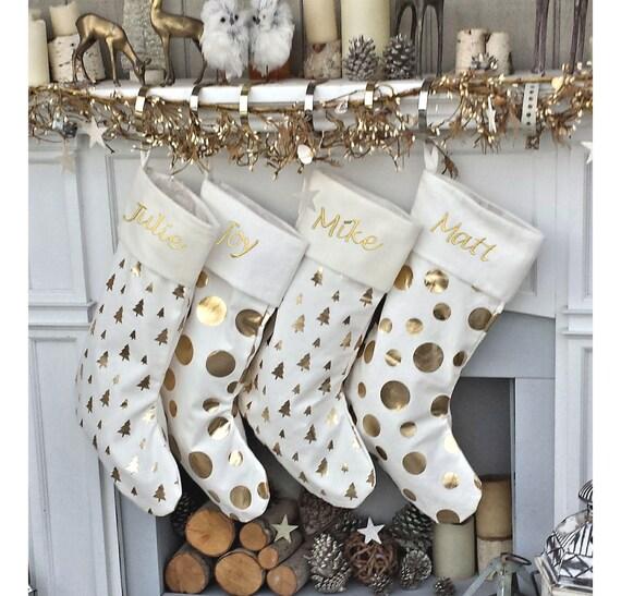 image 0 - Elegant Christmas Stockings