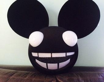 deadmau5 head halloween costume mask cosplay