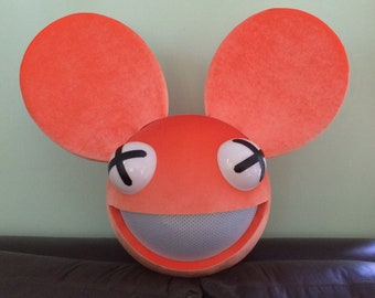 mouse head deadmau5 inspired halloween costume cosplay