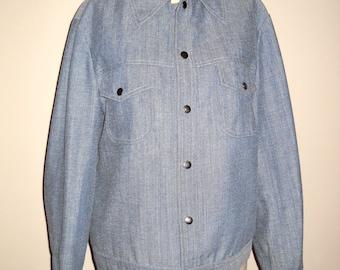 Vintage Denim Dream Zero King Jacket
