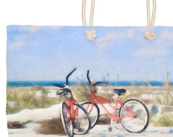 Weekender Tote - A Day At The Shore