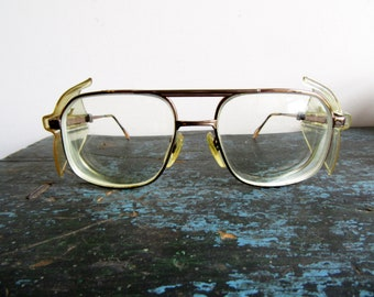 f88166dc16 Vintage Titmus Z87 Glasses with Safety Shields